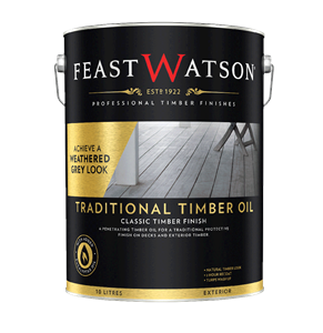 Traditional Timber Oil Weathered 10L