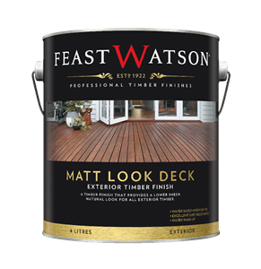 Matt Look Deck 4L