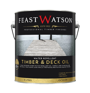 Water Repellent Timber Deck Oil 4L