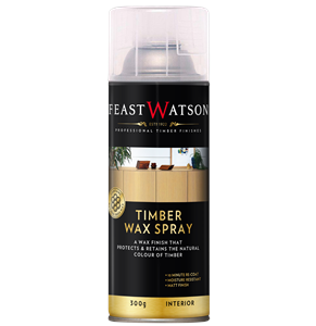 FW Timber Wax Finish Spraycan 2D