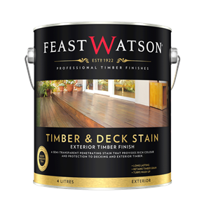 Timber Deck Stain 4L