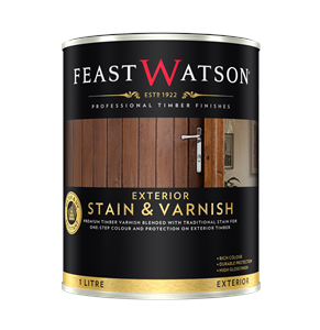 Exterior Stain And Varnish 1L